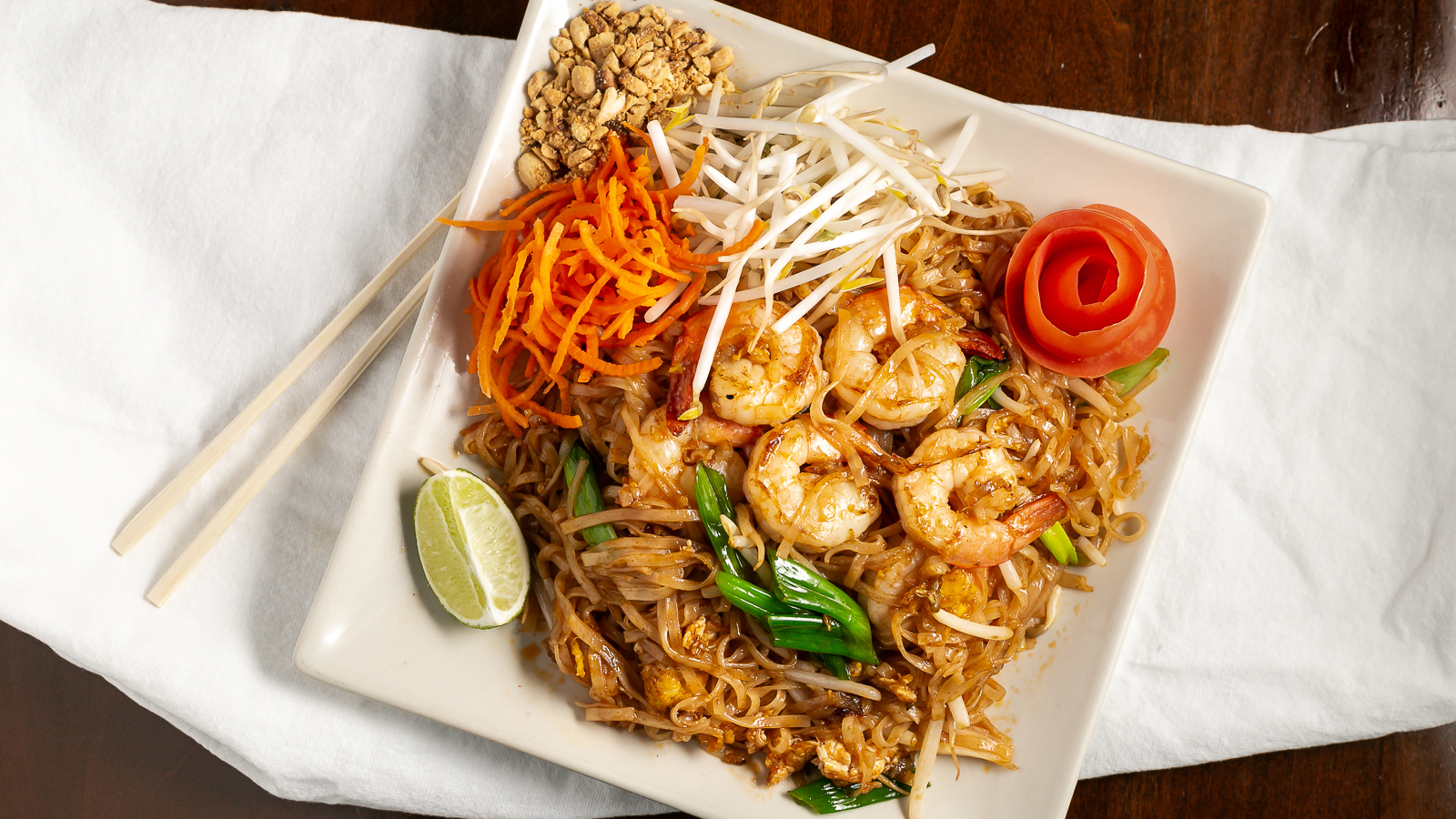 Image of Pad Thai from VIP Thai